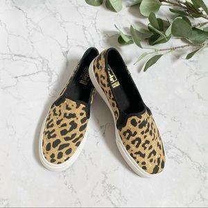 Keds leopard print sneakers 7